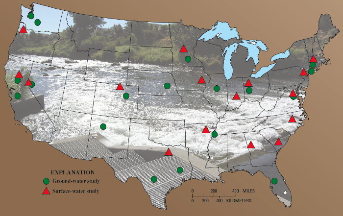 Quality Of Water Sources For Community Water Systems In The United States