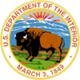 U.S. Department of Interior Seal